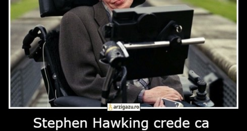 Stephen Hawking crede ca extraterestrii exista