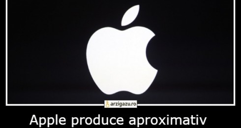 Apple produce aproximativ 300.000$ pe minut