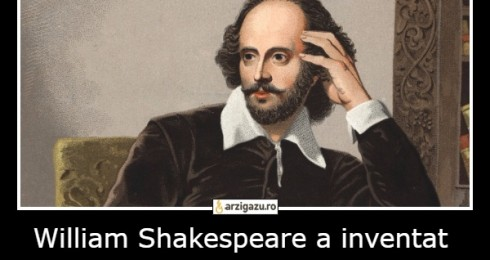 William Shakespeare a inventat numele Jessica