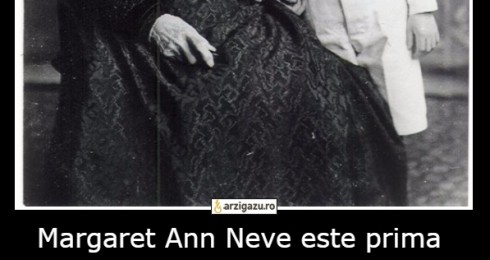 Margaret Ann Neve este prima persoana care a trait in mai multe secole, mai exact in secolele 18, 19 si 20