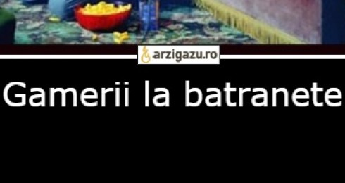 Gamerii la batranete