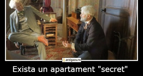 "Exista un apartament ""secret"" in varful Turnului Eiffel"